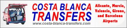 Click for Alicante and Murcia Airport Transfers from Costa-Blanca-Transfers.com